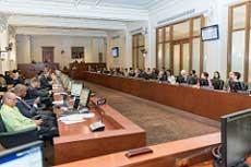 Primera reunión ordinaria de 2017 del Grupo de Revisión e Implementación de Cumbres (GRIC).