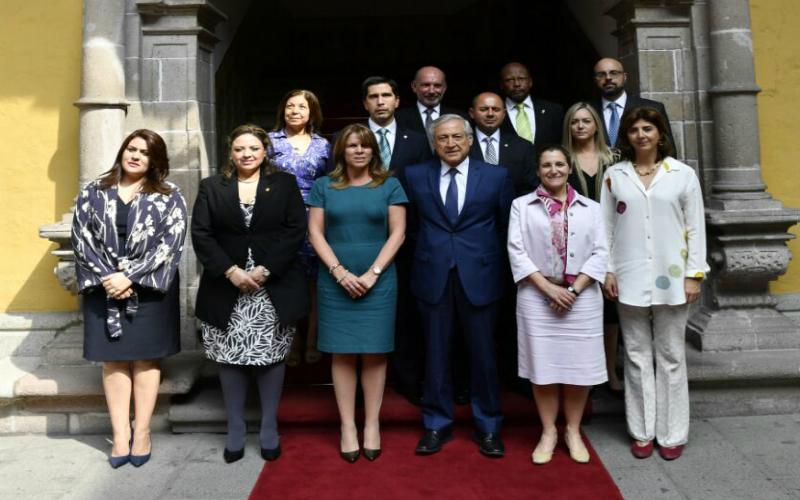 Grupo de Lima exige a Maduro nuevo calendario electoral