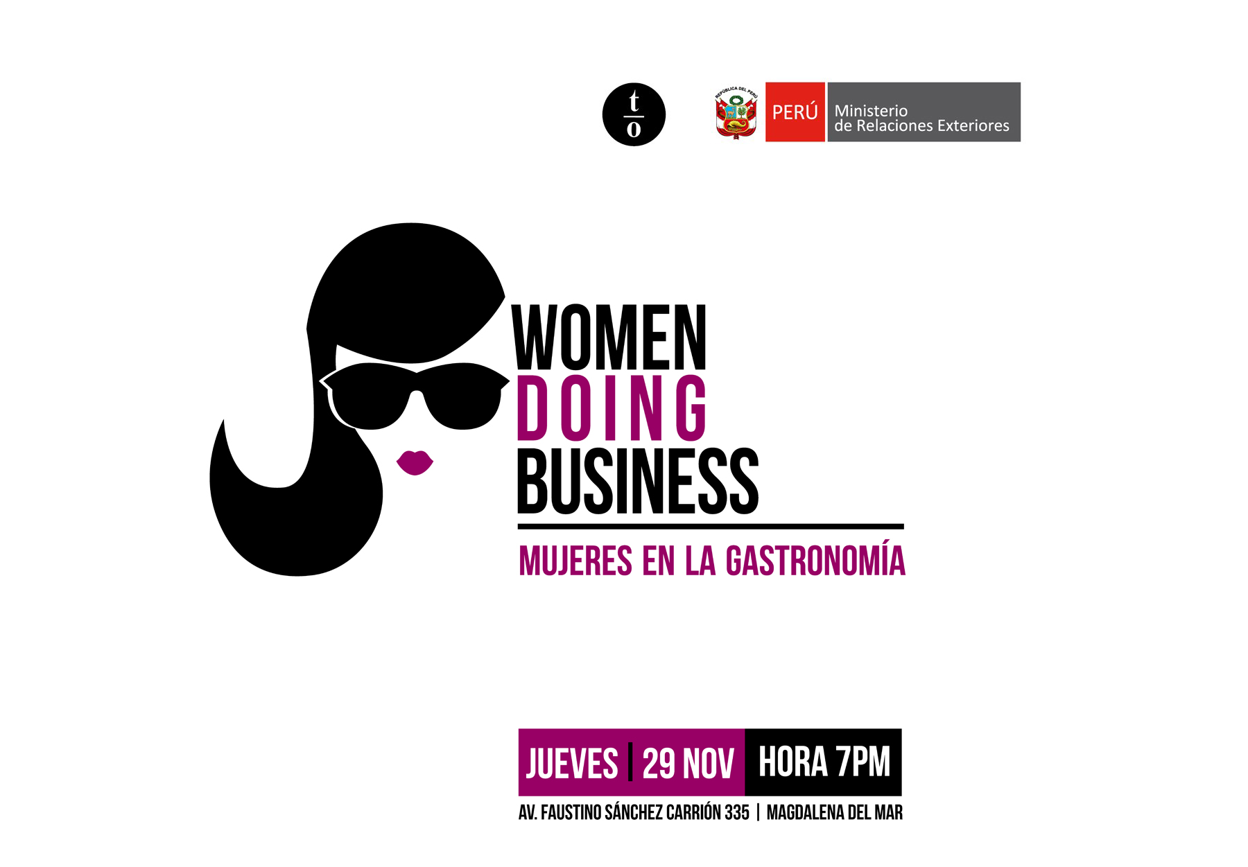 Women Doing Business - Gastronomía