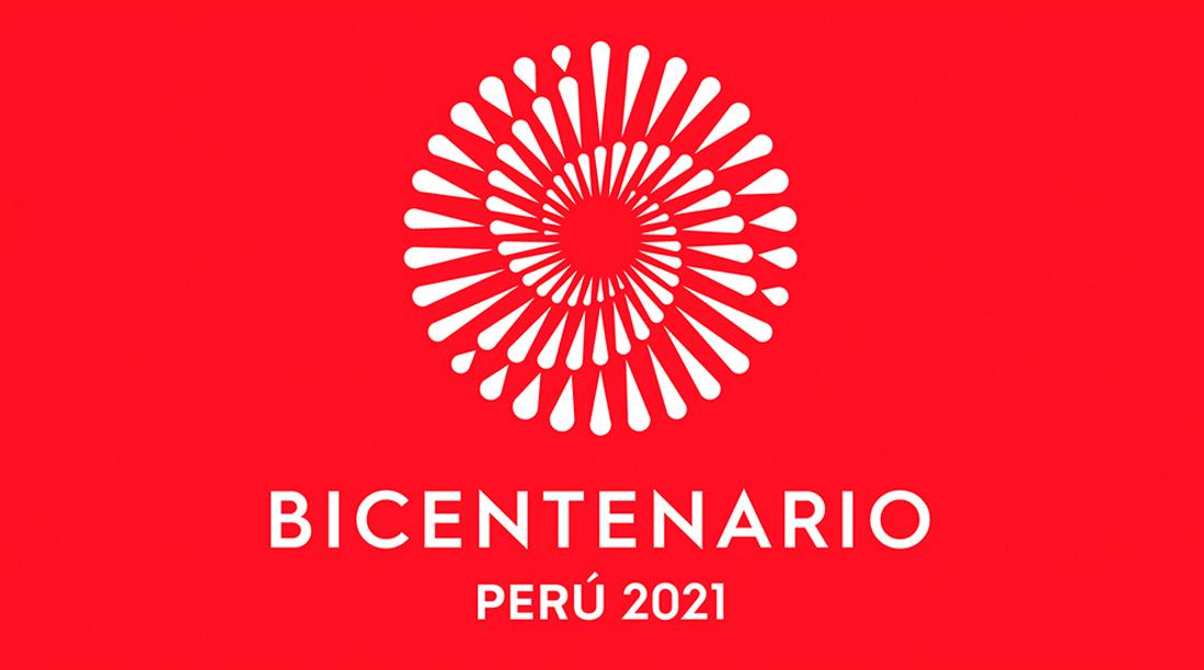 logo bicentenario del Perú