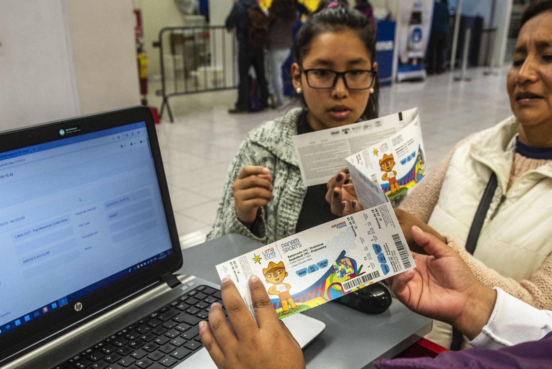 Calendario Juegos Panamericanos Lima 2019 Entradas.Lima 2019 Mas De 25 000 Entradas Se Vendieron Durante