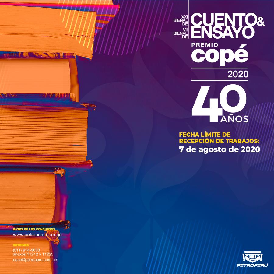 Premio Copé 2020