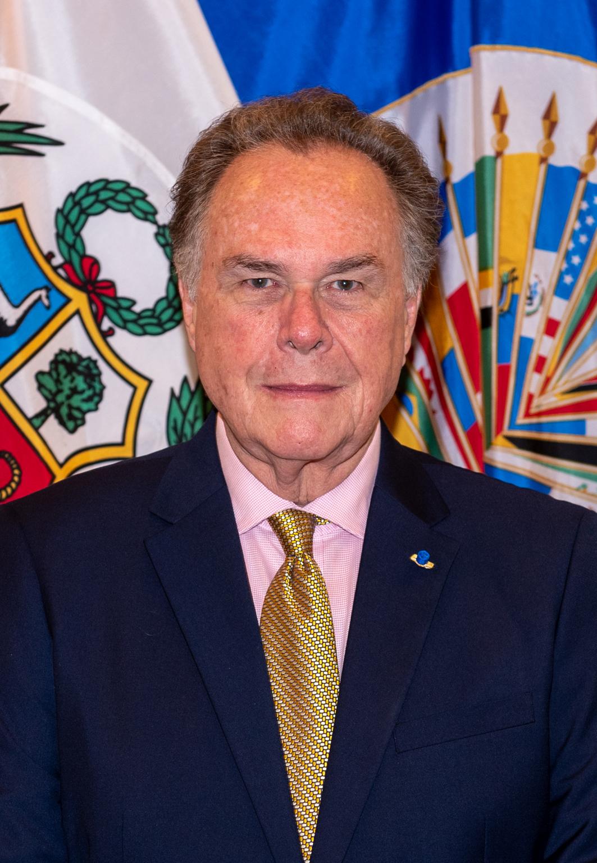 Harold Forsyth – Representante permanente del Perú